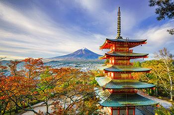 Tochomae fuji san voyage accompagné Japon